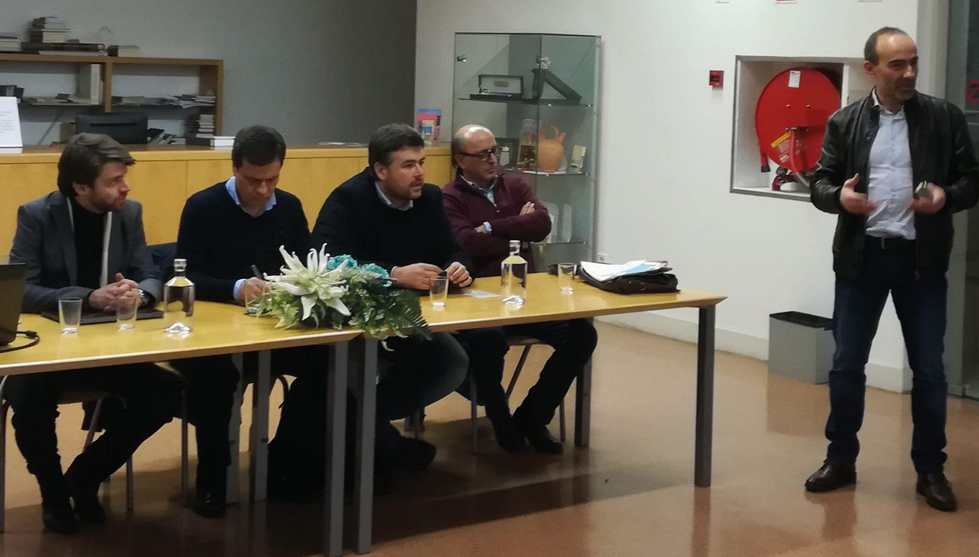 Plataforma Notícias Ordem Engenheiros Região Norte - Houve Engenharia na Sessão Técnica em Braga