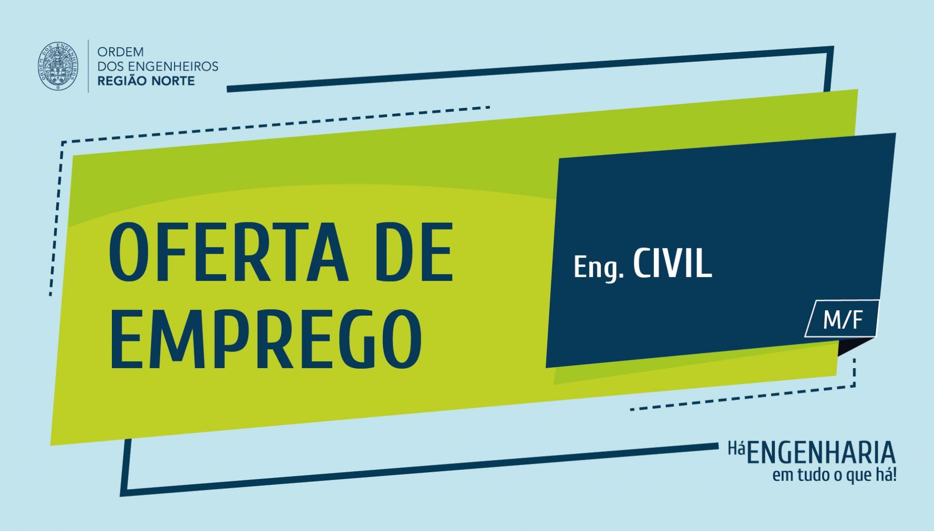 Plataforma Notícias Ordem Engenheiros Região Norte - [Emprego] Águas do Porto recruta engenheiro/a