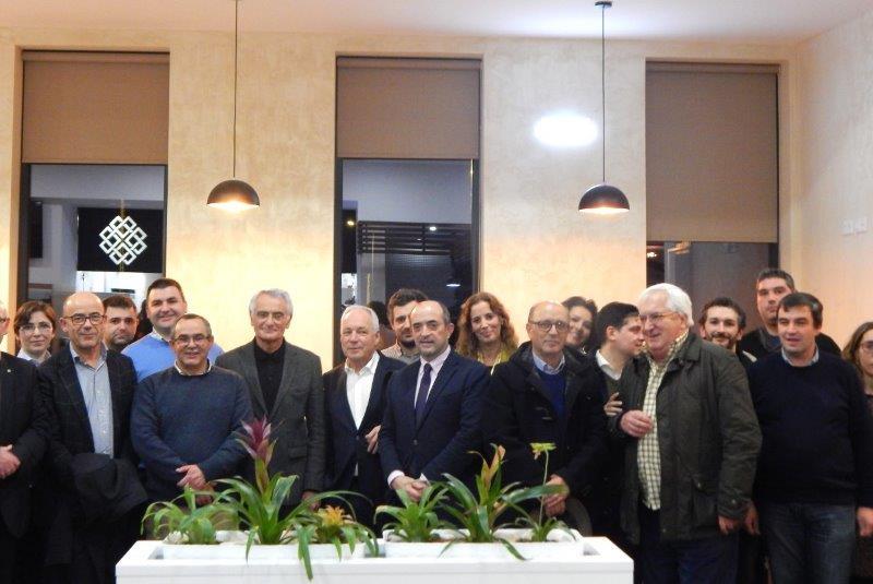 Plataforma Notícias Ordem Engenheiros Região Norte - Há Engenharia no Jantar de Fim de Ano de Bragança