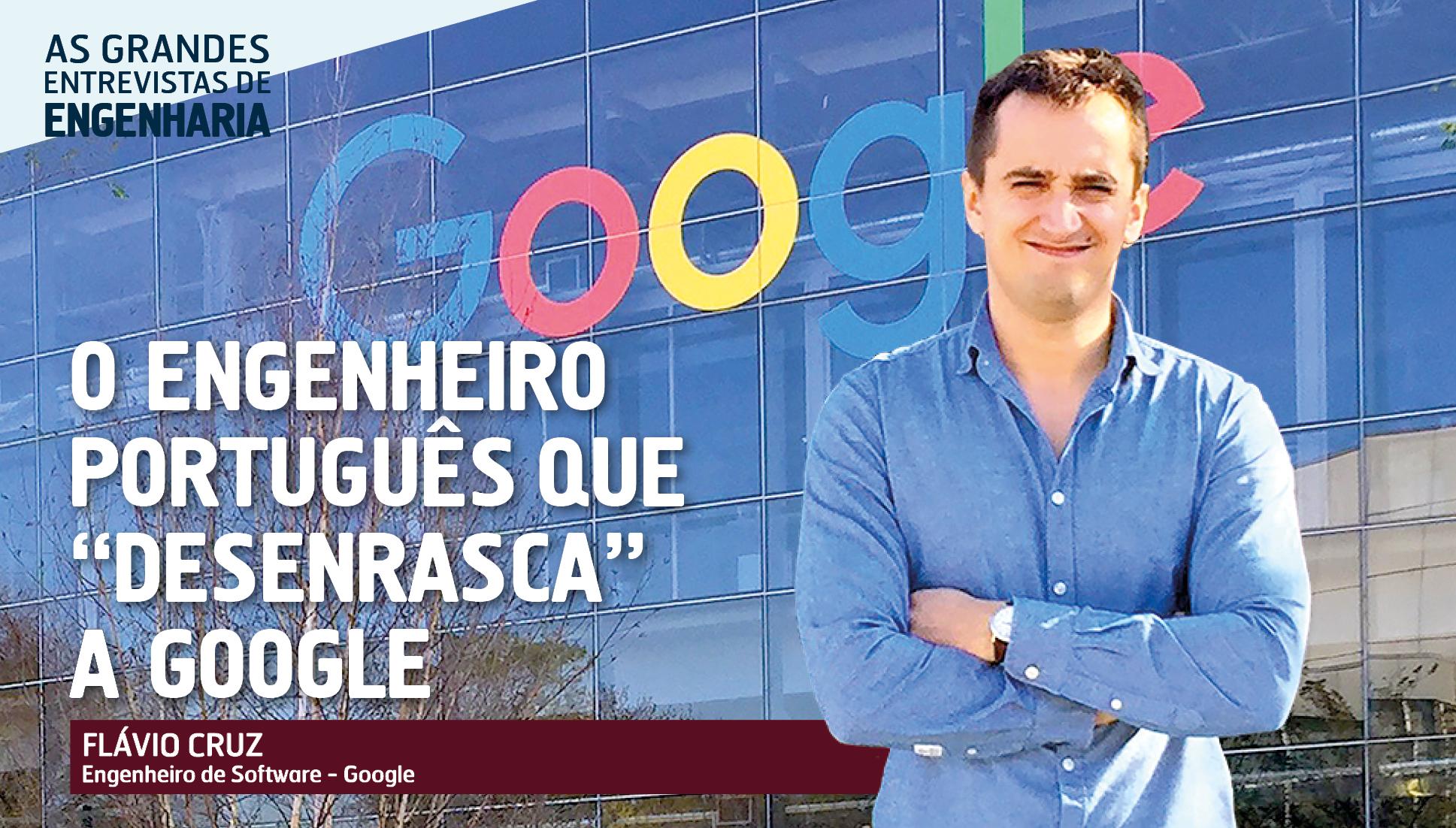 Plataforma Notícias Ordem Engenheiros Região Norte - Grandes Entrevistas de Engenharia com… Flávio Cruz