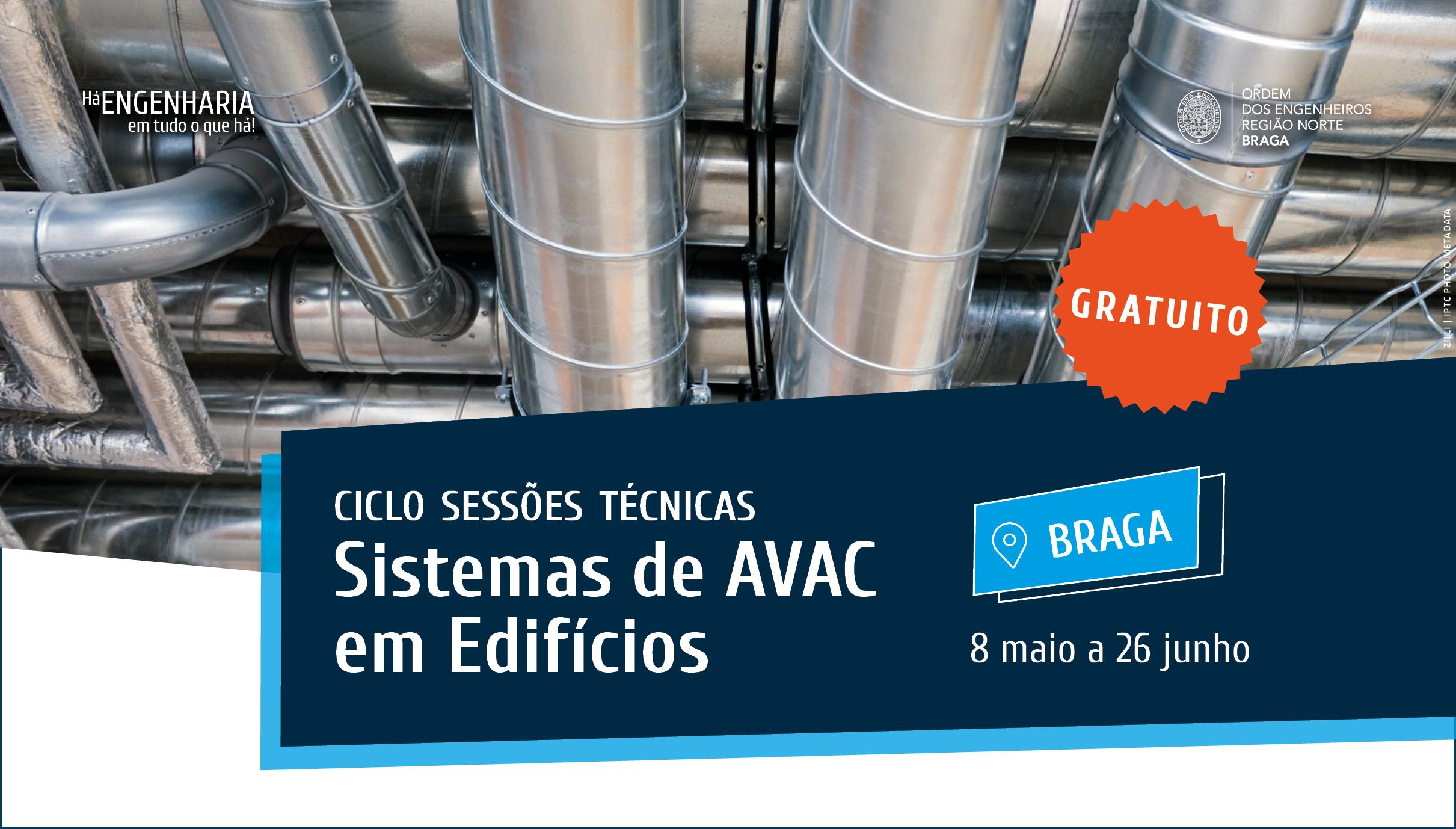 Plataforma Notícias Ordem Engenheiros Região Norte - Ciclo de Sessões Técnicas sobre Sistemas AVAC em Edifícios