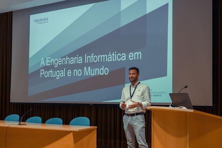 Plataforma Notícias Ordem Engenheiros Região Norte - Colégio Regional de Informática leva a OERN até à Universidade do Minho