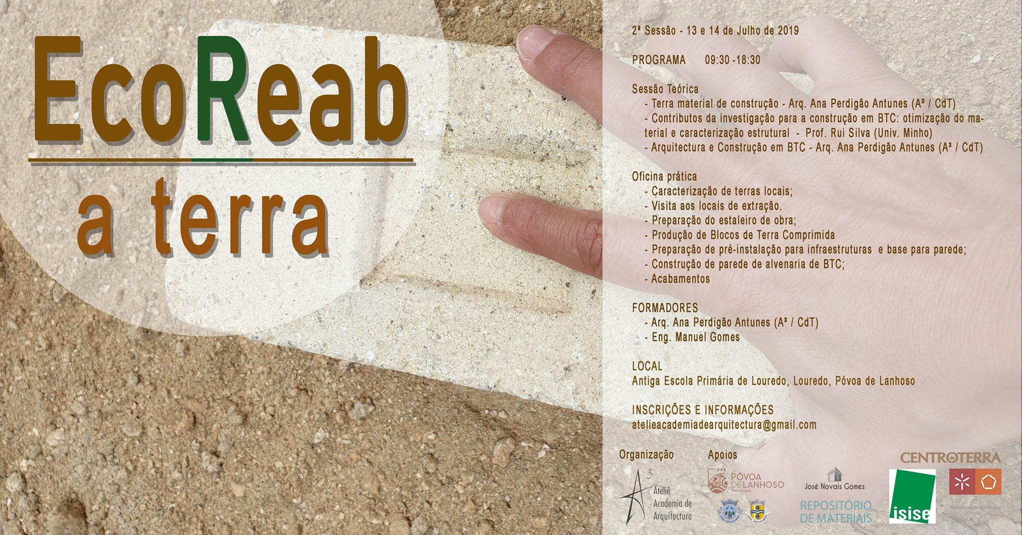 Plataforma Notícias Ordem Engenheiros Região Norte - EcoReab – A Terra – 2ª Sessão