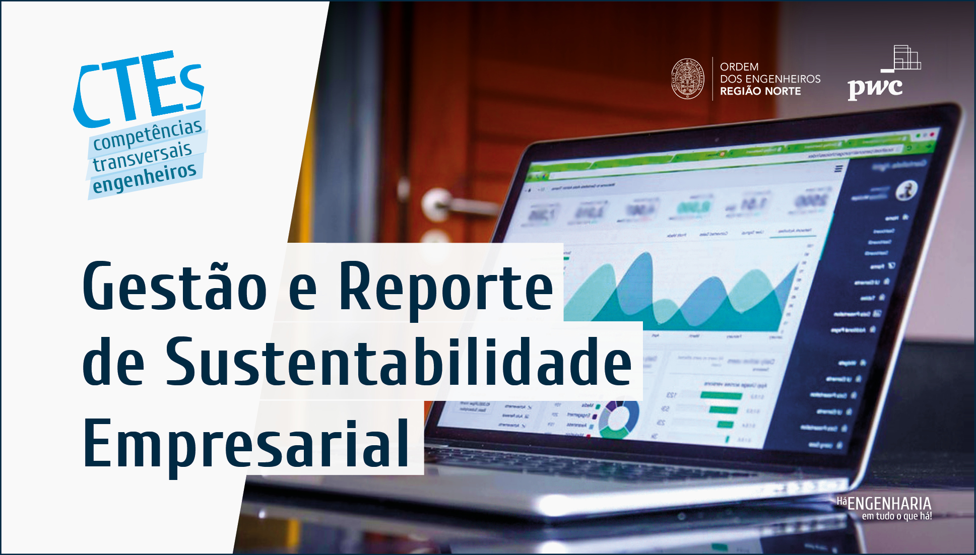 Plataforma Notícias Ordem Engenheiros Região Norte - [CTEs] Gestão e Reporte de Sustentabilidade Empresarial