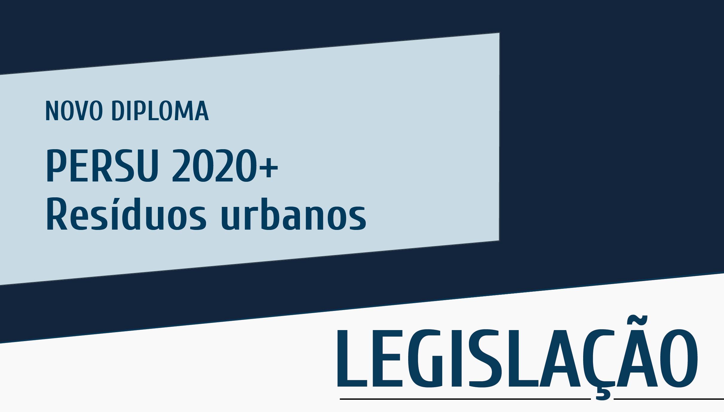 Plataforma Notícias Ordem Engenheiros Região Norte - Aprovado PERSU 2020+ relativo aos resíduos urbanos