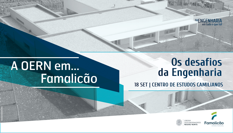 Plataforma Notícias Ordem Engenheiros Região Norte - Desafios de Engenharia em Vila Nova de Famalicão