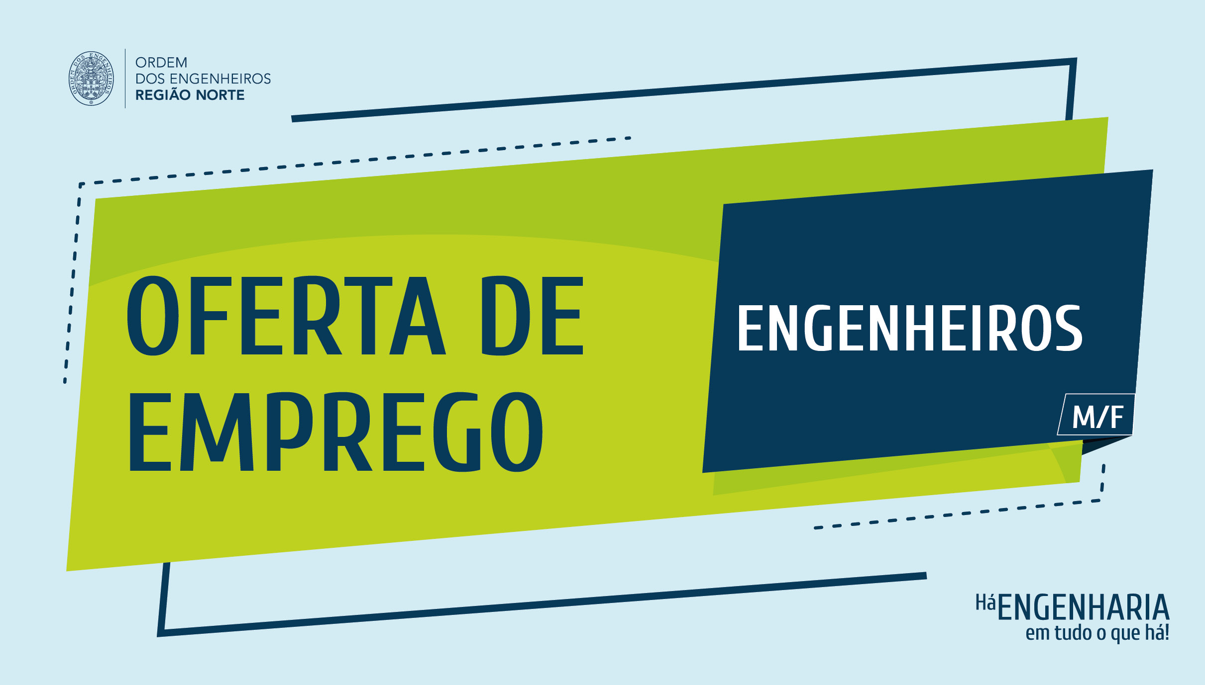 Plataforma Notícias Ordem Engenheiros Região Norte - [Emprego] Valor Triplo recruta engenheiros/as