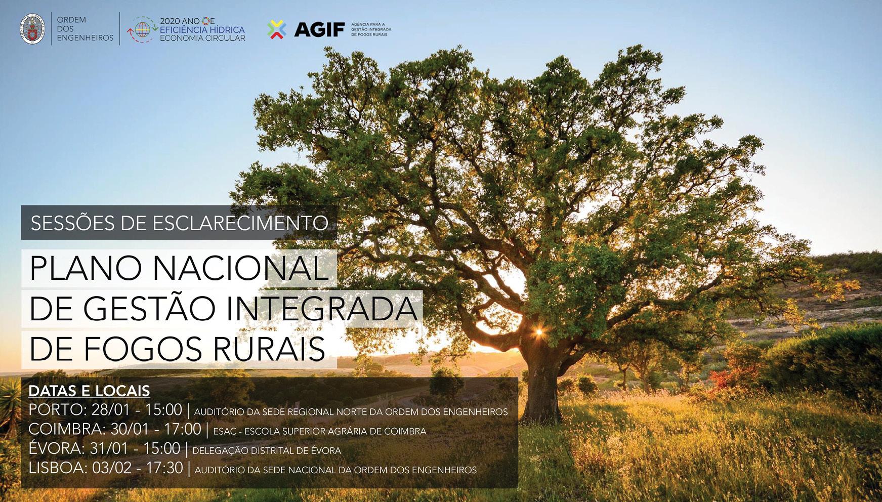 Plataforma Notícias Ordem Engenheiros Região Norte - Colégio de Florestal promove sessão de esclarecimento sobre prevenção de fogos rurais