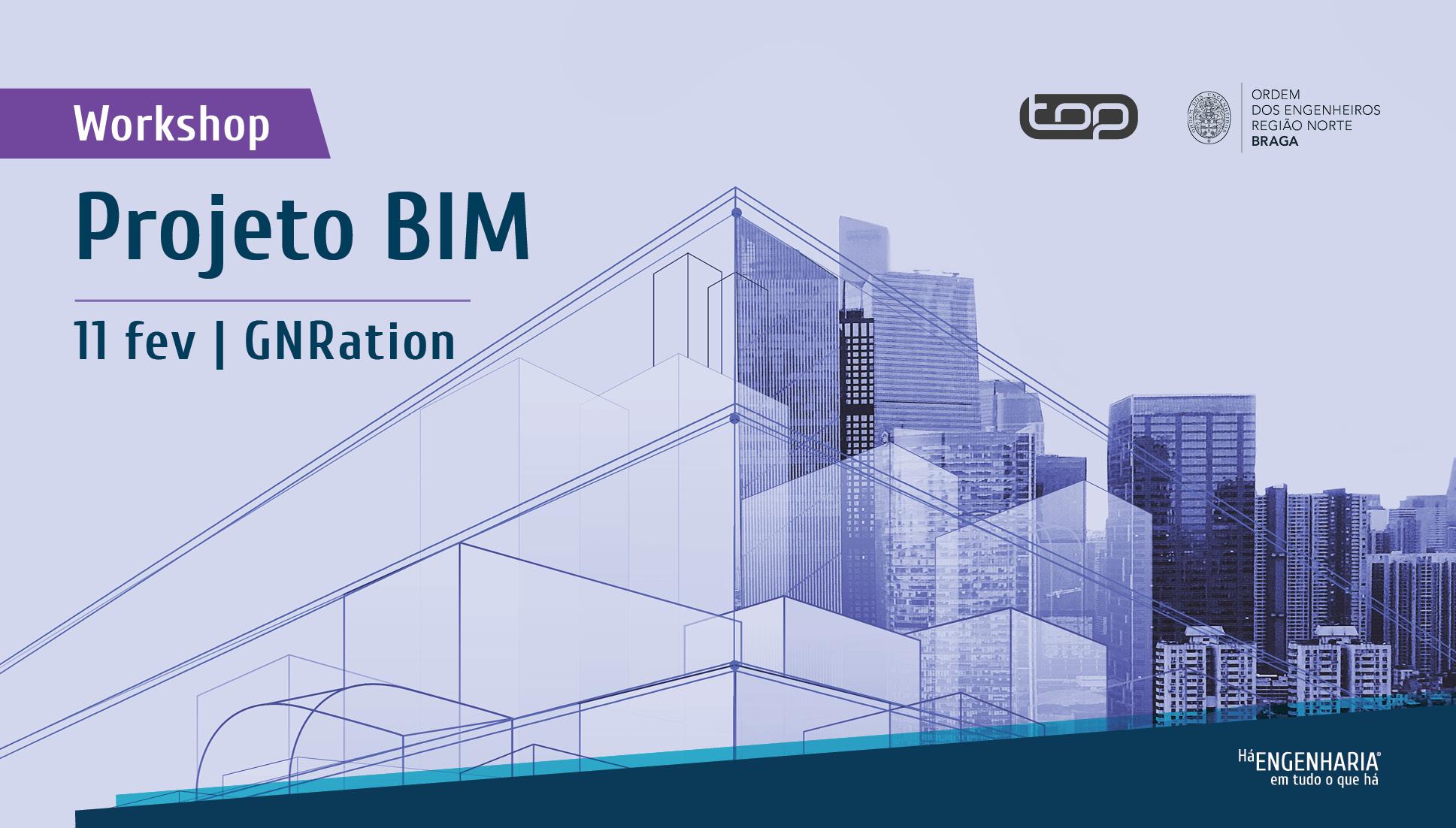 Plataforma Notícias Ordem Engenheiros Região Norte - Delegação de Braga promove workshop em projecto BIM
