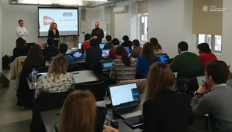 Plataforma Notícias Ordem Engenheiros Região Norte - Houve Projeto BIM em Braga