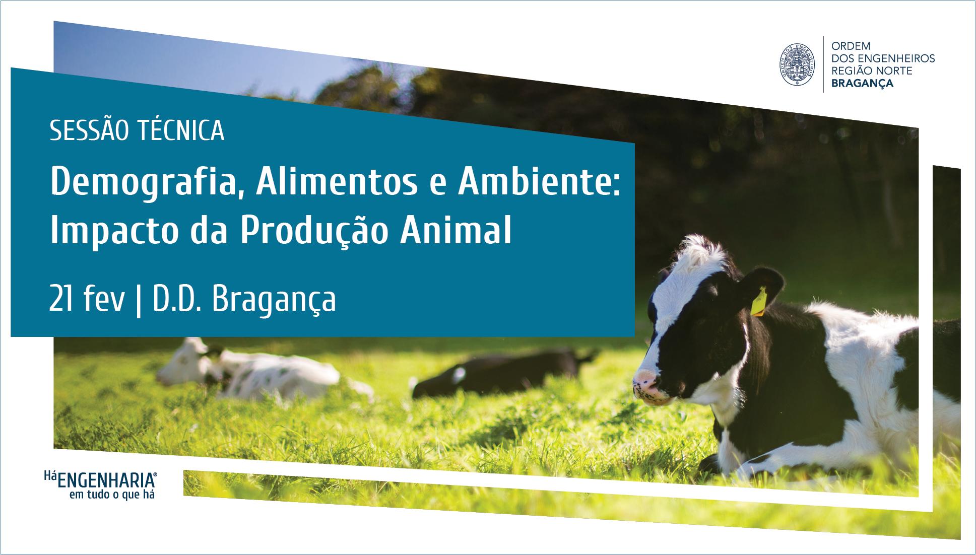 Plataforma Notícias Ordem Engenheiros Região Norte - Bragança apresenta sessão técnica sobre produção animal