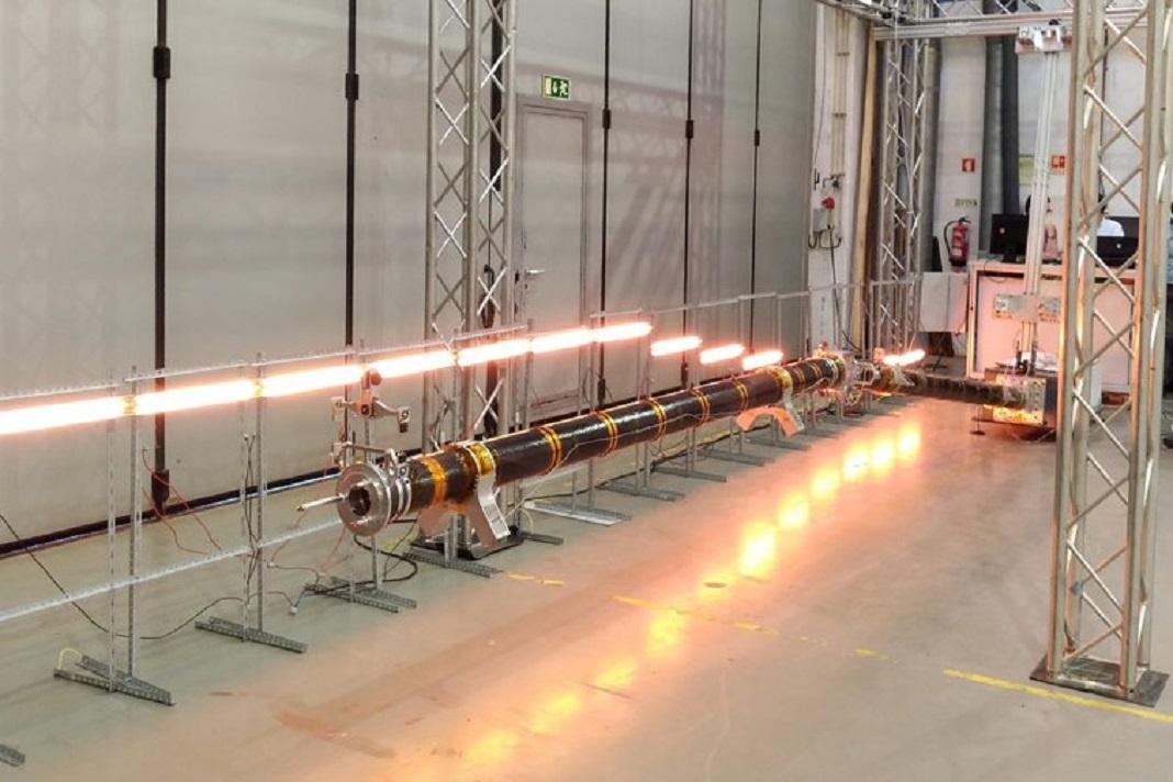 Plataforma Notícias Ordem Engenheiros Região Norte - INEGI testa a primeira antena europeia de grandes dimensões no espaço