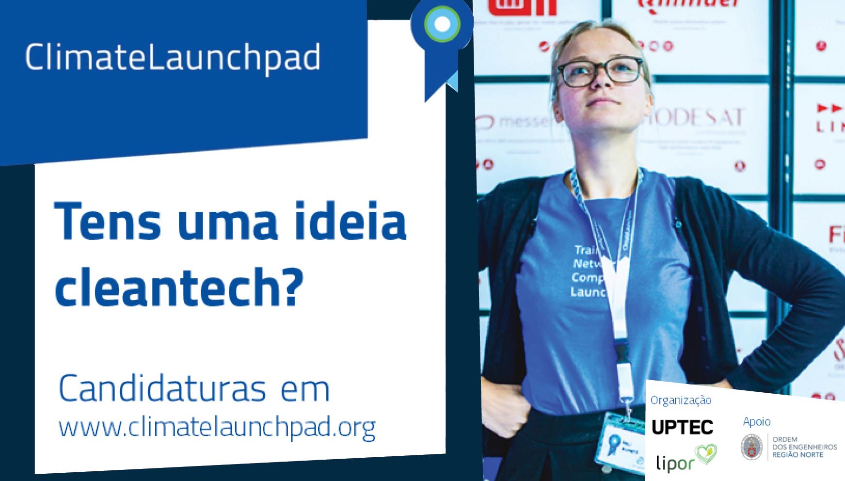 Plataforma Notícias Ordem Engenheiros Região Norte - Abertas candidaturas para a maior competição mundial de ideias Cleantech