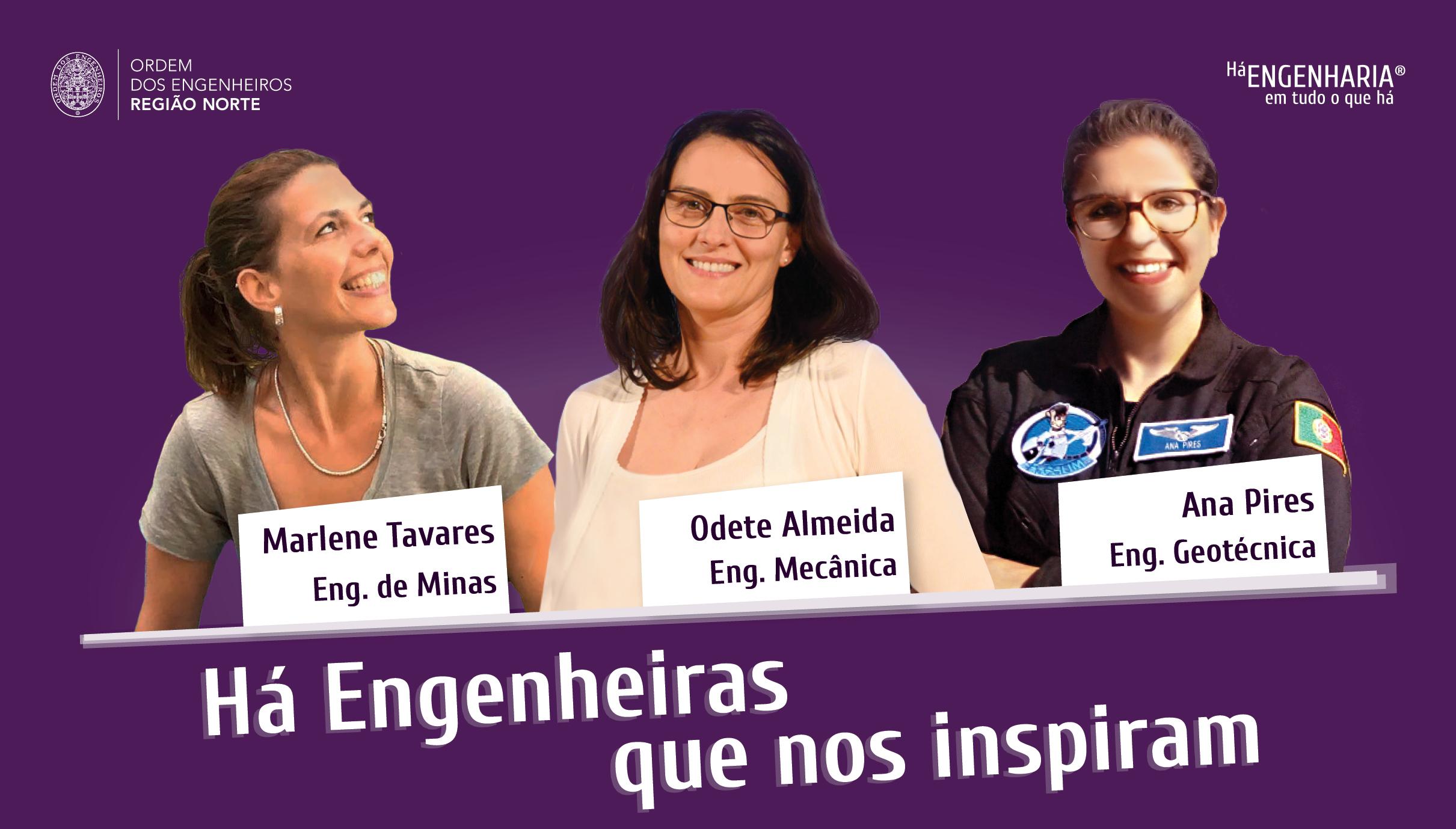 Plataforma Notícias Ordem Engenheiros Região Norte - Há Engenharia no Dia Internacional da Mulher