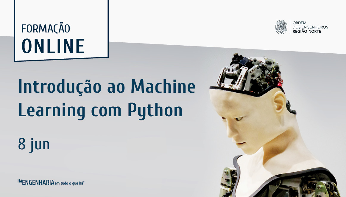Plataforma Notícias Ordem Engenheiros Região Norte - Introdução a Machine Learning com Python