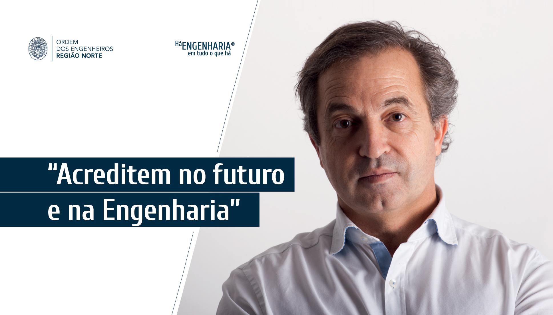 Plataforma Notícias Ordem Engenheiros Região Norte - Entrevista a Fontaínhas Fernandes, reitor UTAD