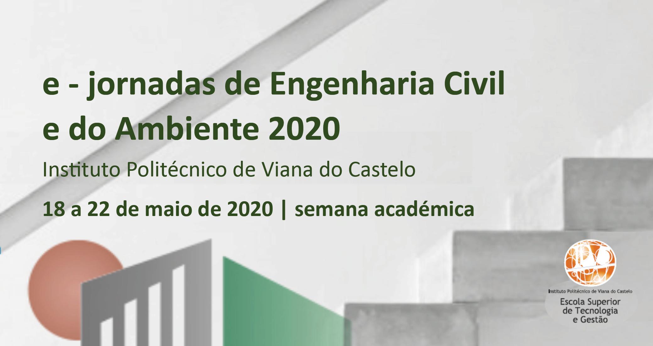 Plataforma Notícias Ordem Engenheiros Região Norte - e – jornadas de engenharia civil e do ambiente 2020