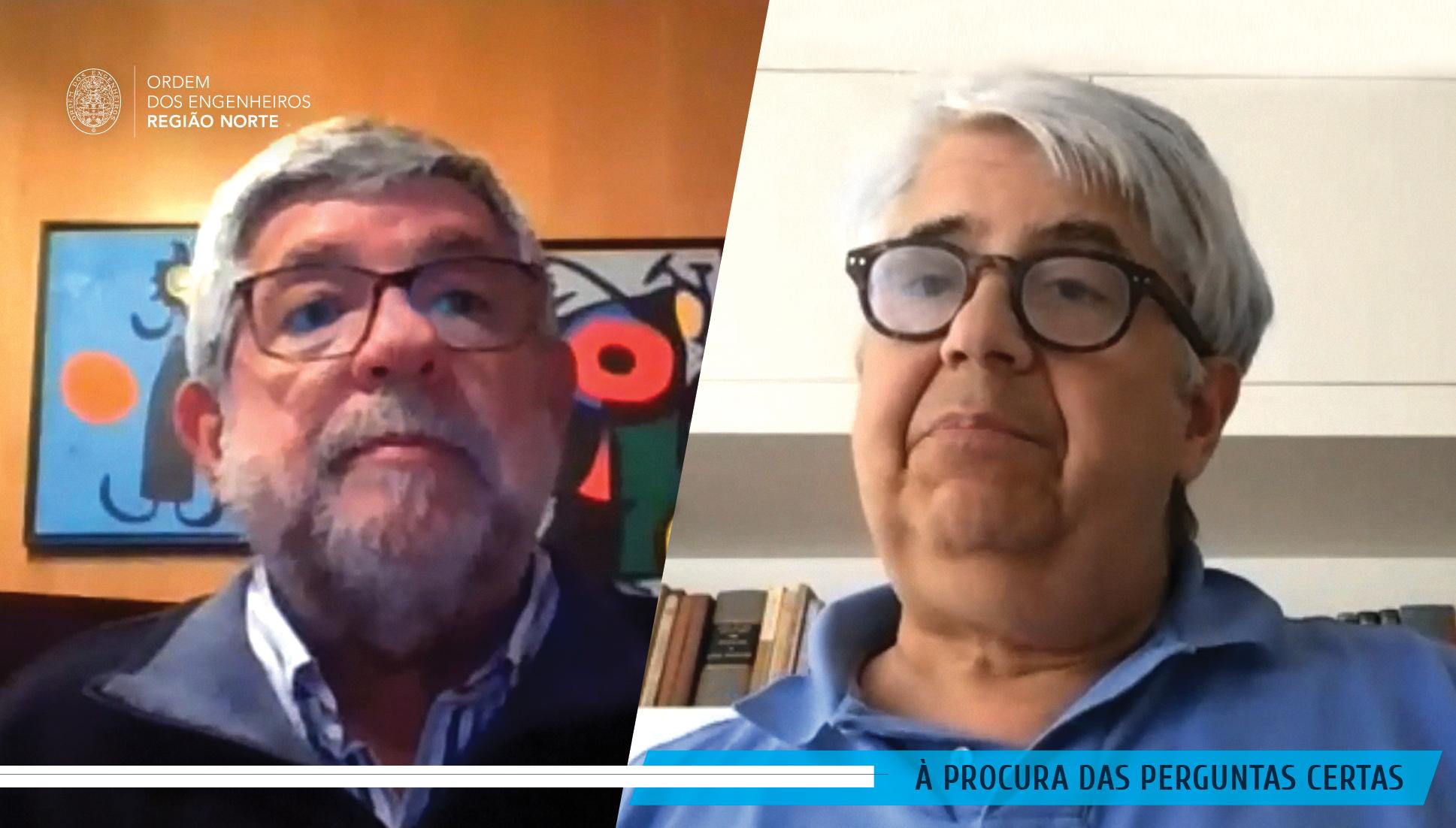"""Plataforma Notícias Ordem Engenheiros Região Norte - António Nogueira Leite: """"Temos de ver se as obras públicas são úteis ou não"""""""