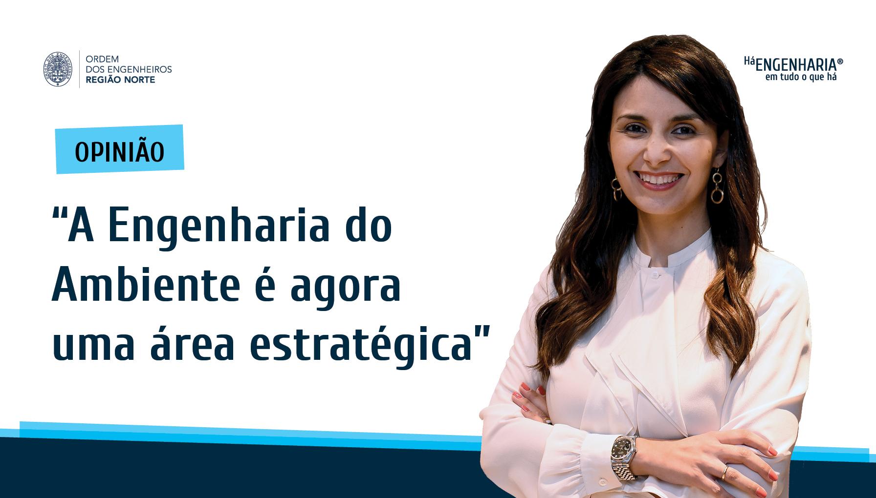 Plataforma Notícias Ordem Engenheiros Região Norte - Opinião de Maria João Teles Brochado Correia