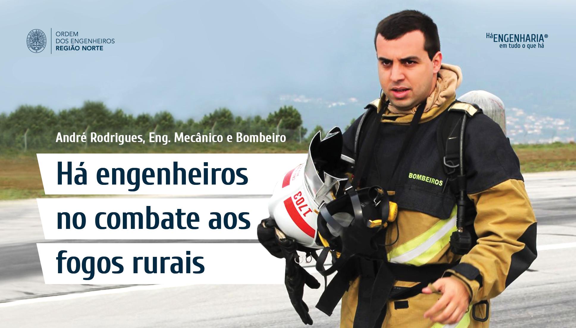 Plataforma Notícias Ordem Engenheiros Região Norte - Grandes Entrevistas de Engenharia com… André Rodrigues