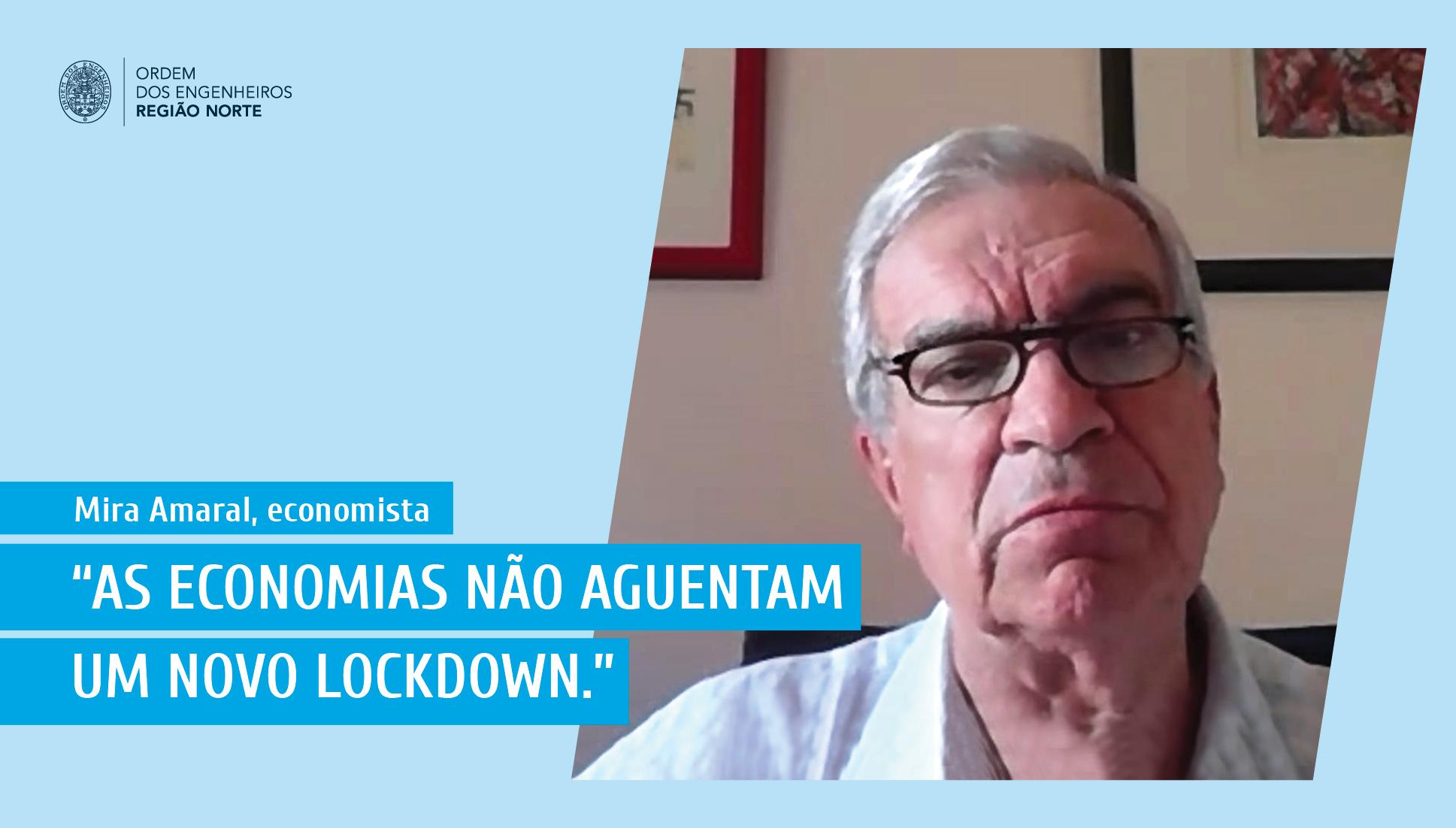 Plataforma Notícias Ordem Engenheiros Região Norte - (Com Vídeo) Mira Amaral: a economia, o futuro e os engenheiros