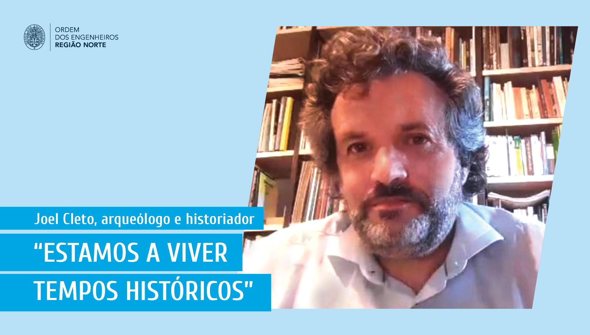 Plataforma Notícias Ordem Engenheiros Região Norte - [Com vídeo] Joel Cleto e os caminhos da história das pandemias