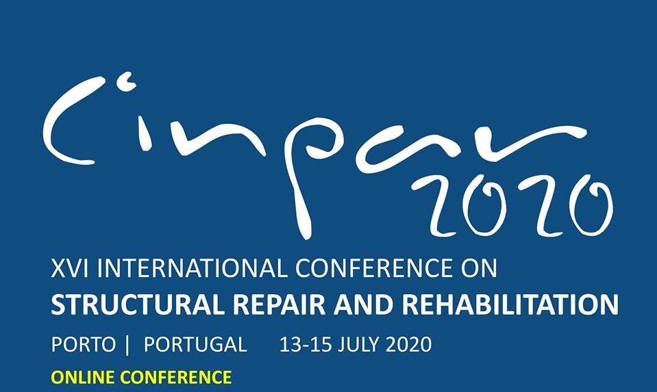 Plataforma Notícias Ordem Engenheiros Região Norte - CINPAR 2020 – XVI International Conference on Structural Repair and Rehabilitation