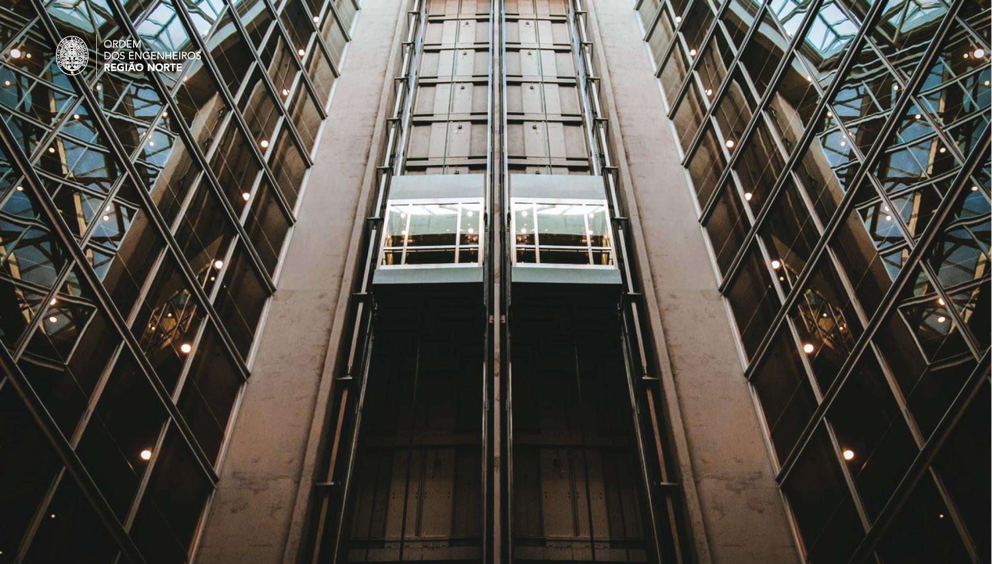 Plataforma Notícias Ordem Engenheiros Região Norte - Ascensores: o transporte vertical indispensável na construção em altura