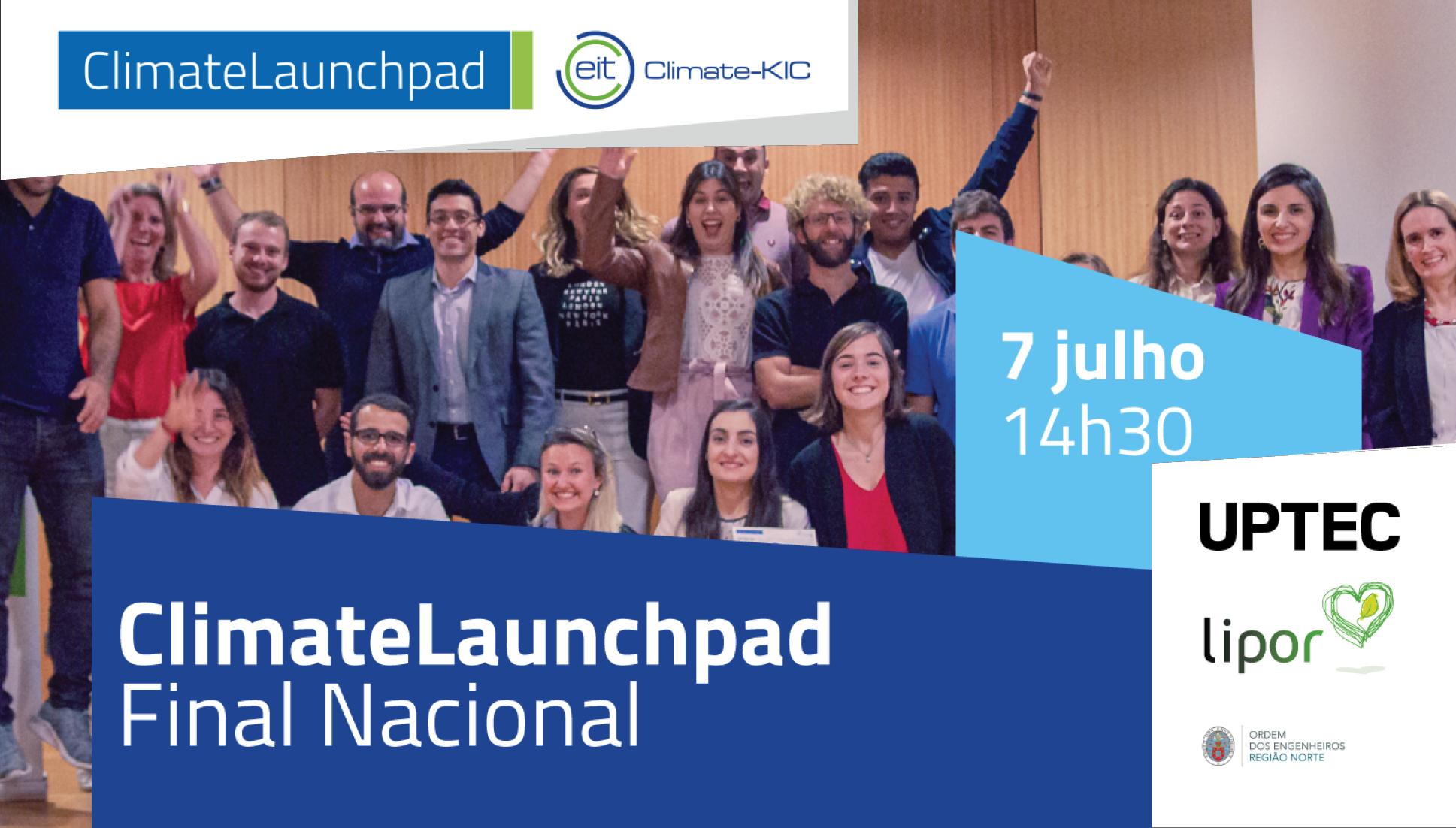 Plataforma Notícias Ordem Engenheiros Região Norte - Final Nacional do ClimateLaunchpad