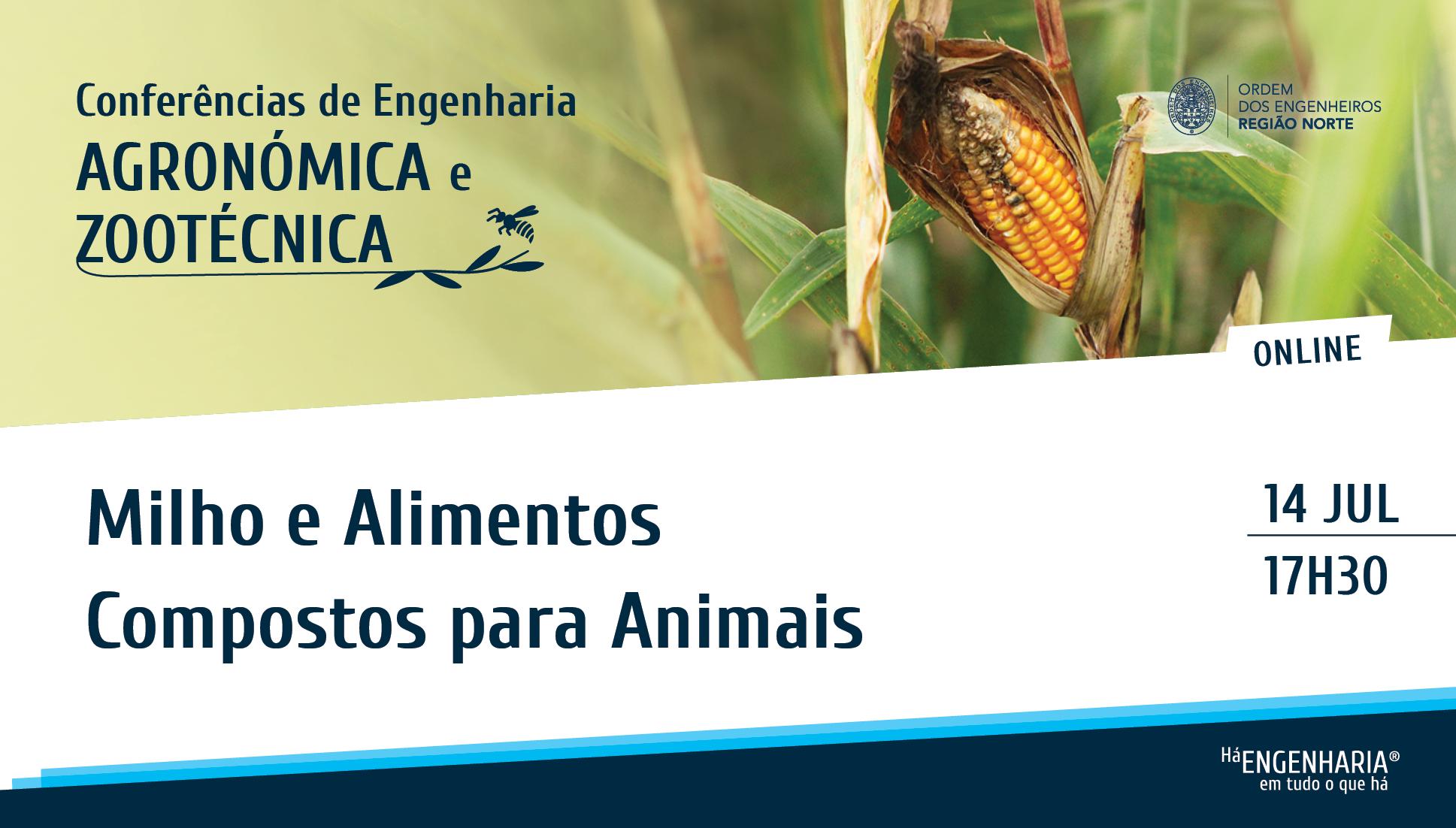 Plataforma Notícias Ordem Engenheiros Região Norte - Milho e Alimentos Compostos para Animais