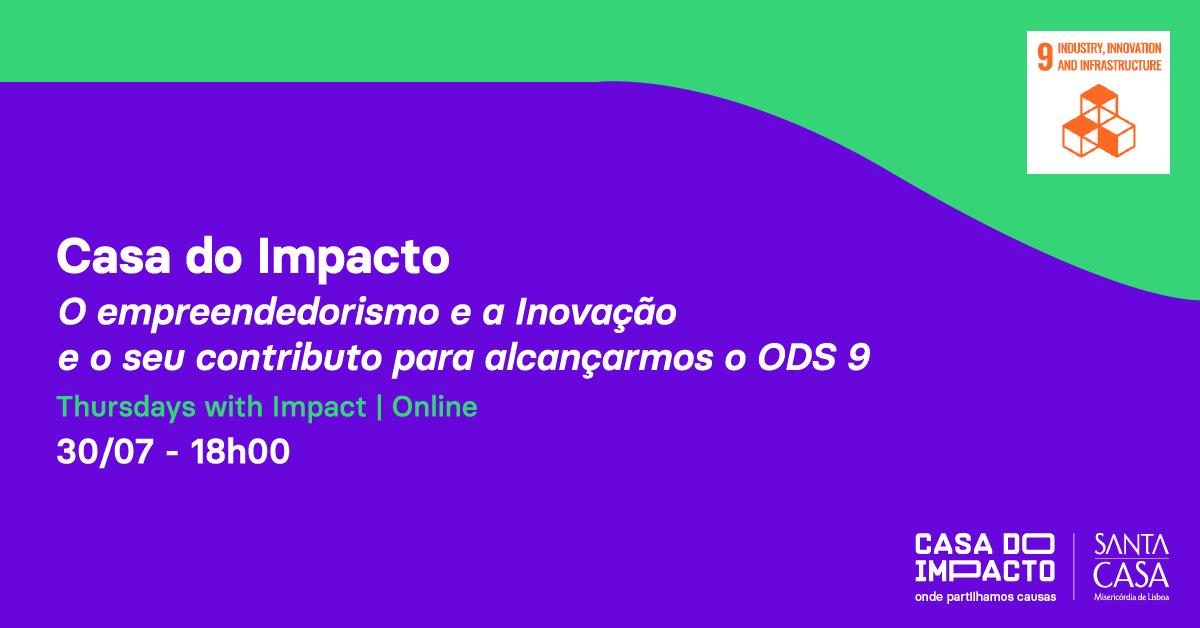 Plataforma Notícias Ordem Engenheiros Região Norte - Thursdays with impact