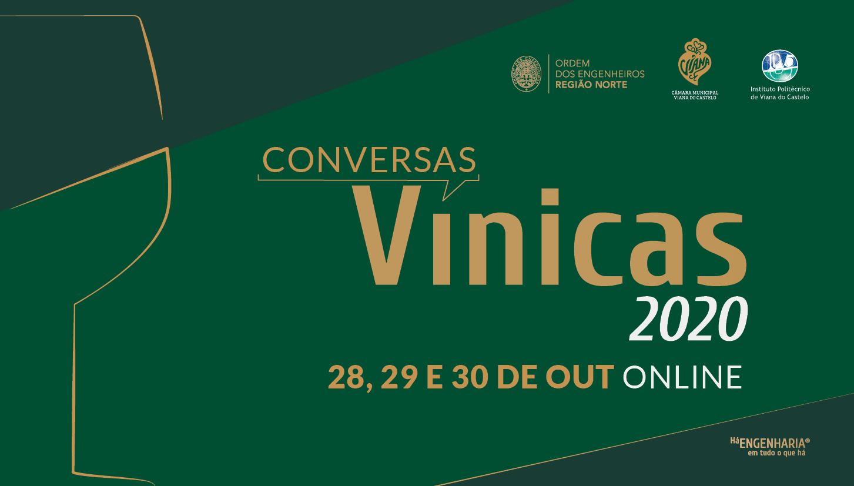 Plataforma Notícias Ordem Engenheiros Região Norte - Há conferências online sobre o Vinho Verde