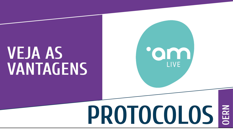 Plataforma Notícias Ordem Engenheiros Região Norte - [Novo] Protocolo com a AM Live