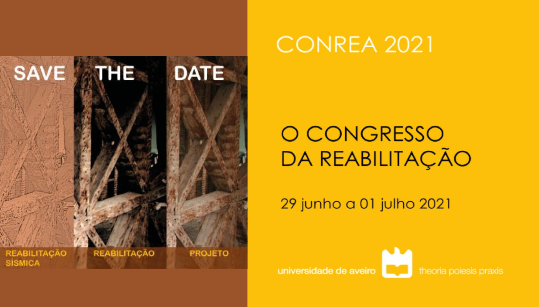 Plataforma Notícias Ordem Engenheiros Região Norte - O Congresso da Reabilitação – CONREA 2021