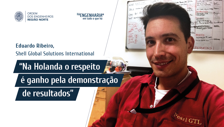 Plataforma Notícias Ordem Engenheiros Região Norte - Grandes Entrevistas de Engenharia com… Eduardo Ribeiro
