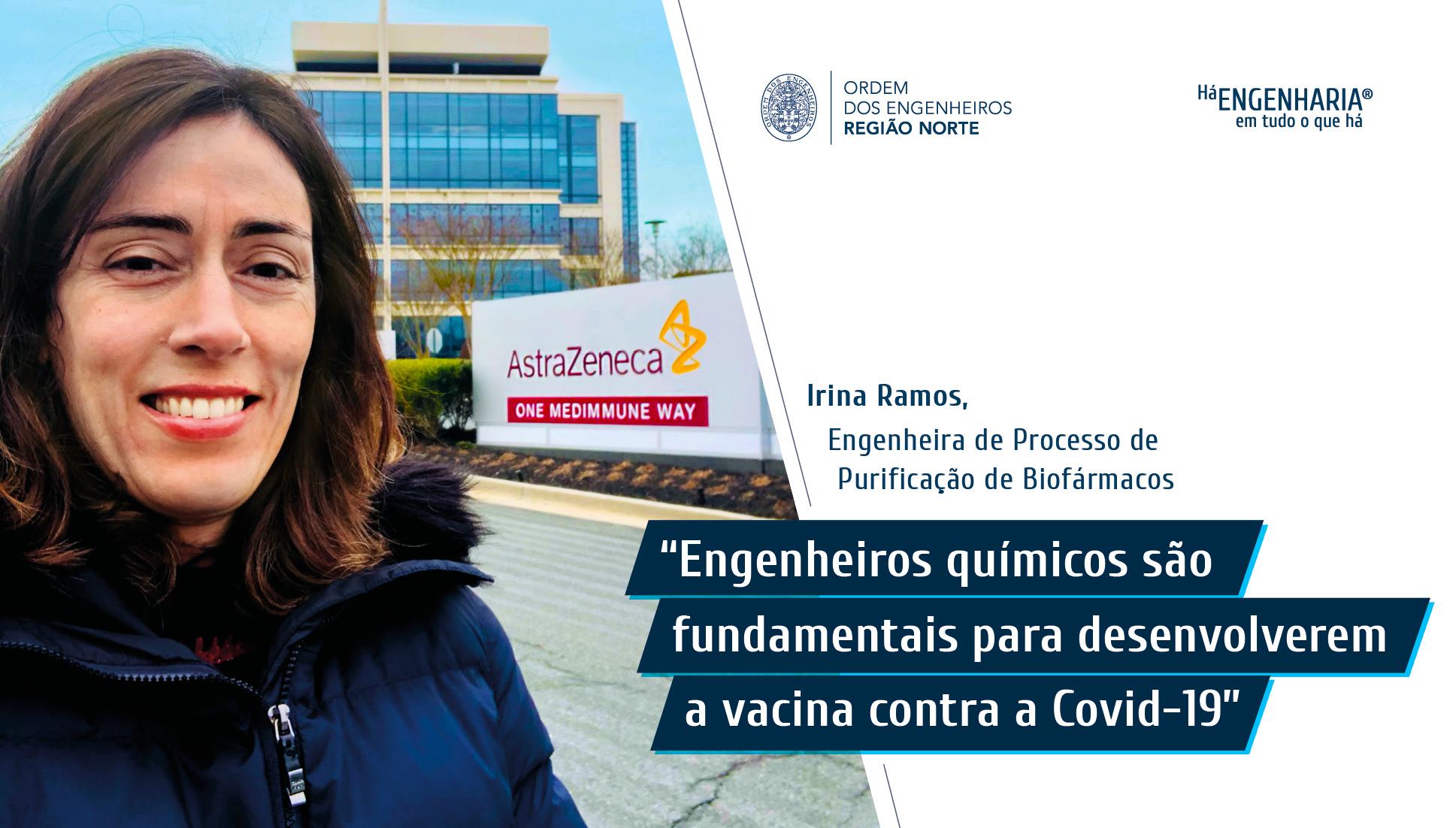 Plataforma Notícias Ordem Engenheiros Região Norte - Grandes Entrevistas de Engenharia com… Irina Ramos