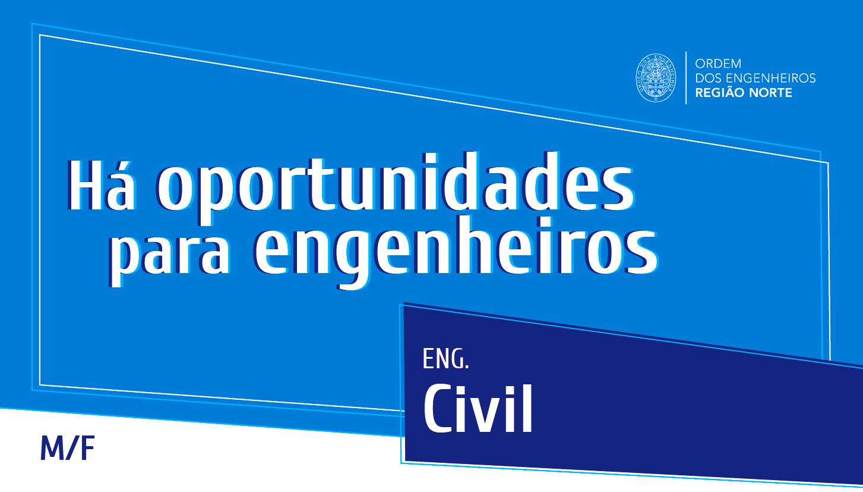 Plataforma Notícias Ordem Engenheiros Região Norte - [Emprego] Valor Triplo recruta engenheiro/a