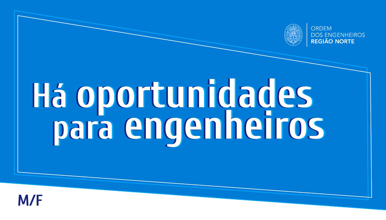 Plataforma Notícias Ordem Engenheiros Região Norte - [Emprego] AEP recruta engenheiro/a