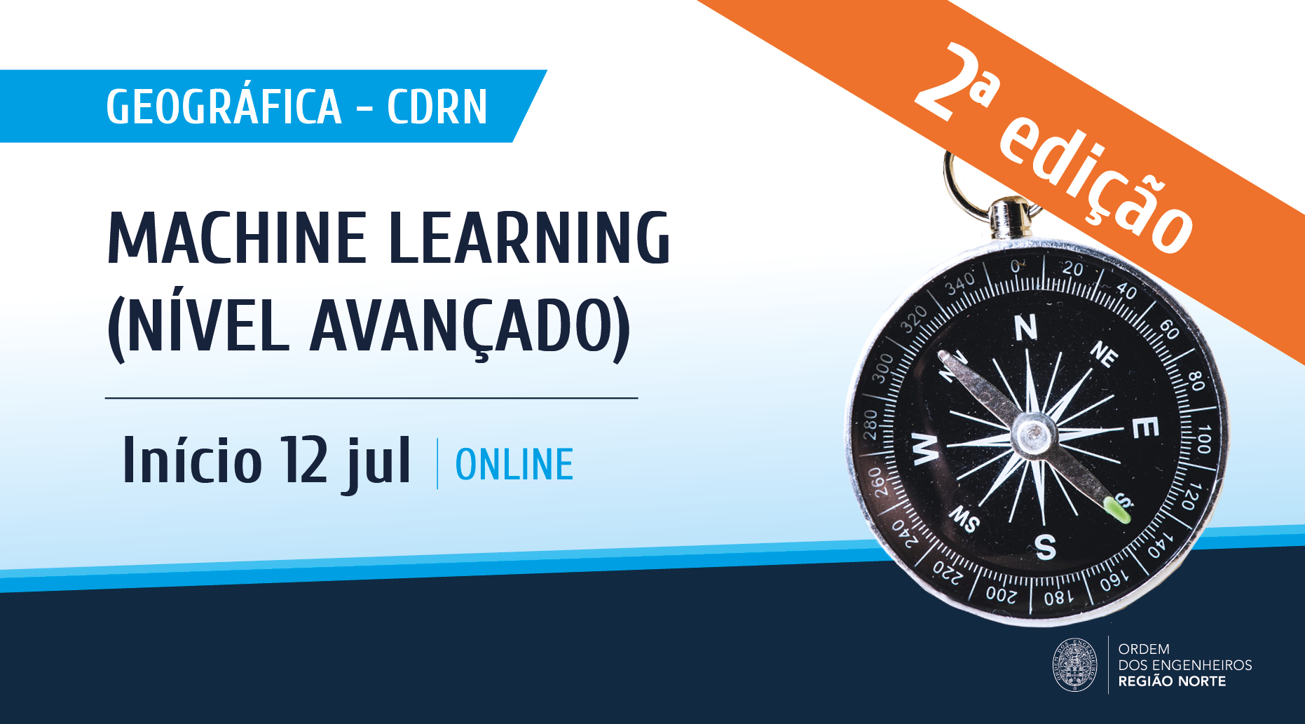Plataforma Notícias Ordem Engenheiros Região Norte - [Formação] Machine Learning (nível avançado) – 2ª edição