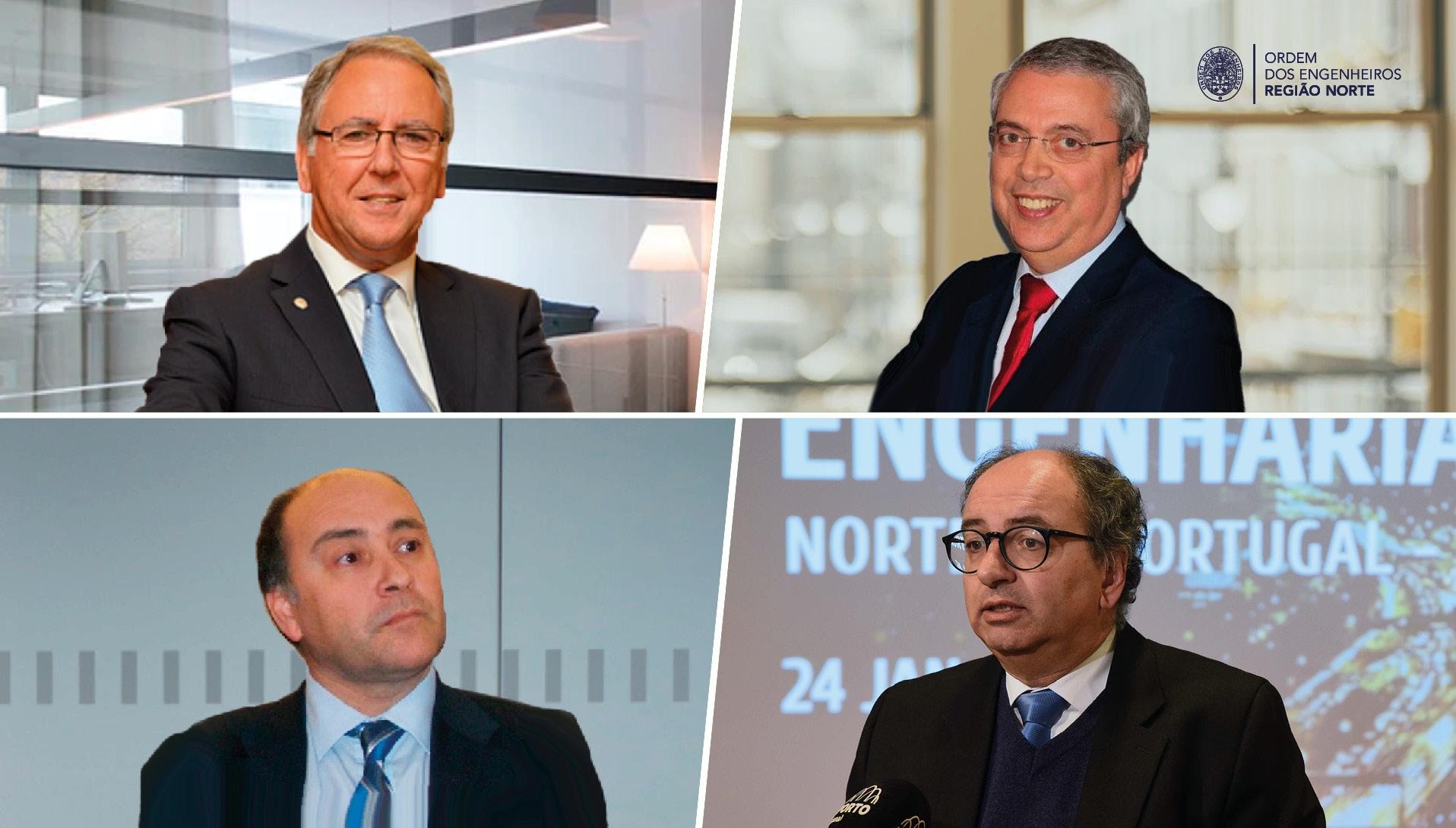 Plataforma Notícias Ordem Engenheiros Região Norte - Engenheiros nomeados membros da Comissão Nacional de Acompanhamento do Plano de Recuperação e Resiliência