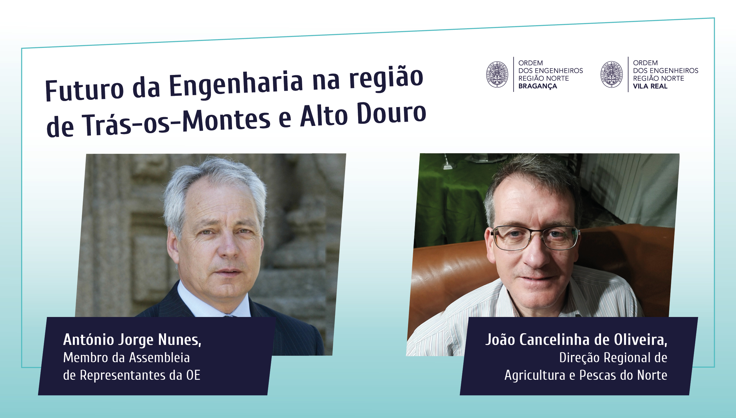 Plataforma Notícias Ordem Engenheiros Região Norte - O futuro da Engenharia na região de Trás-os-Montes e Alto Douro