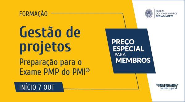 Plataforma Notícias Ordem Engenheiros Região Norte - [2ª Edição] Gestão de projeto: Preparação para o Exame PMP do PMI®
