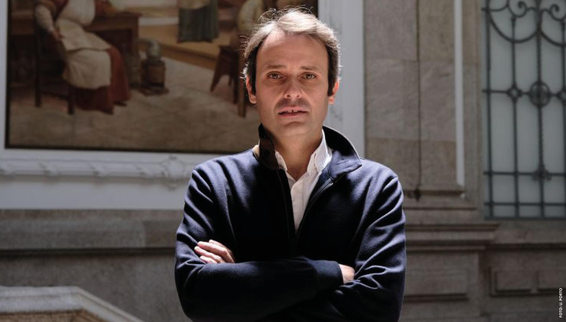 Plataforma Notícias Ordem Engenheiros Região Norte - Pedro Alves Costa é o novo Pró-Reitor da Universidade do Porto