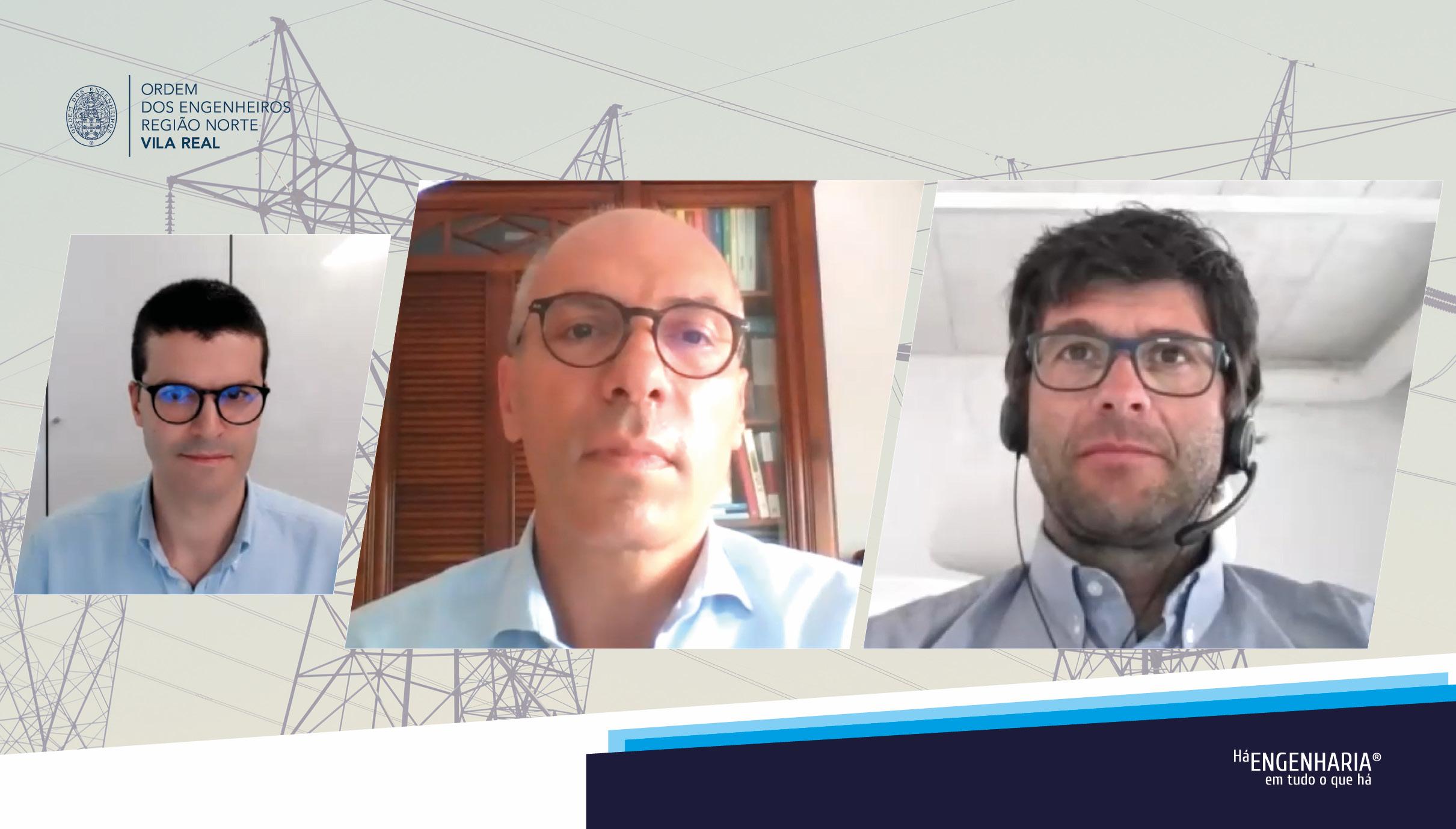 Plataforma Notícias Ordem Engenheiros Região Norte - Transição energética debatida em sessão organizada pela D.D. de Vila Real