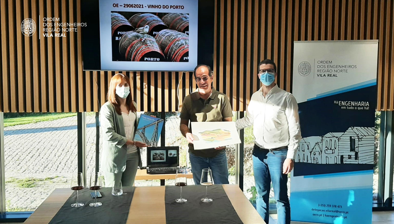 Plataforma Notícias Ordem Engenheiros Região Norte - Vila Real esteve à descoberta do vinho do Porto
