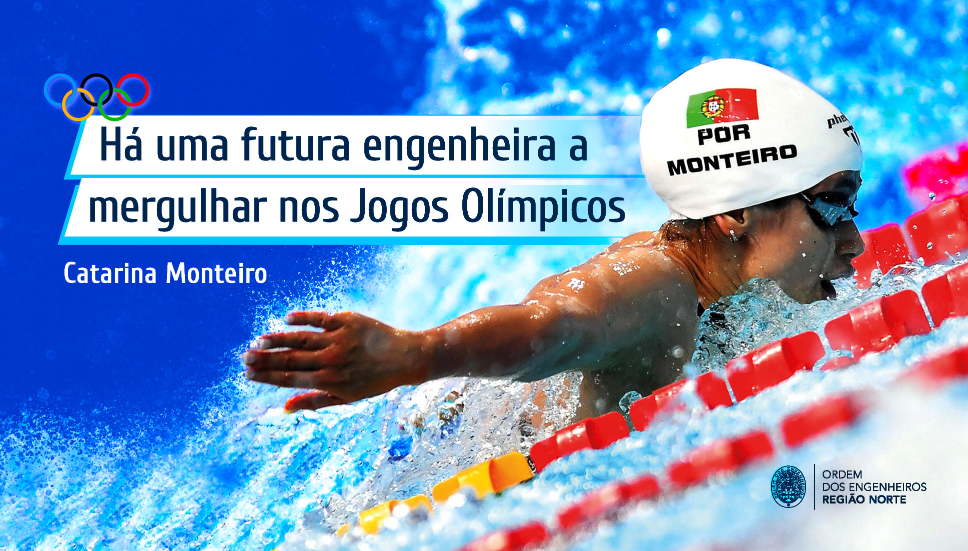 Plataforma Notícias Ordem Engenheiros Região Norte - Grandes Entrevistas de Engenharia com… Catarina Monteiro