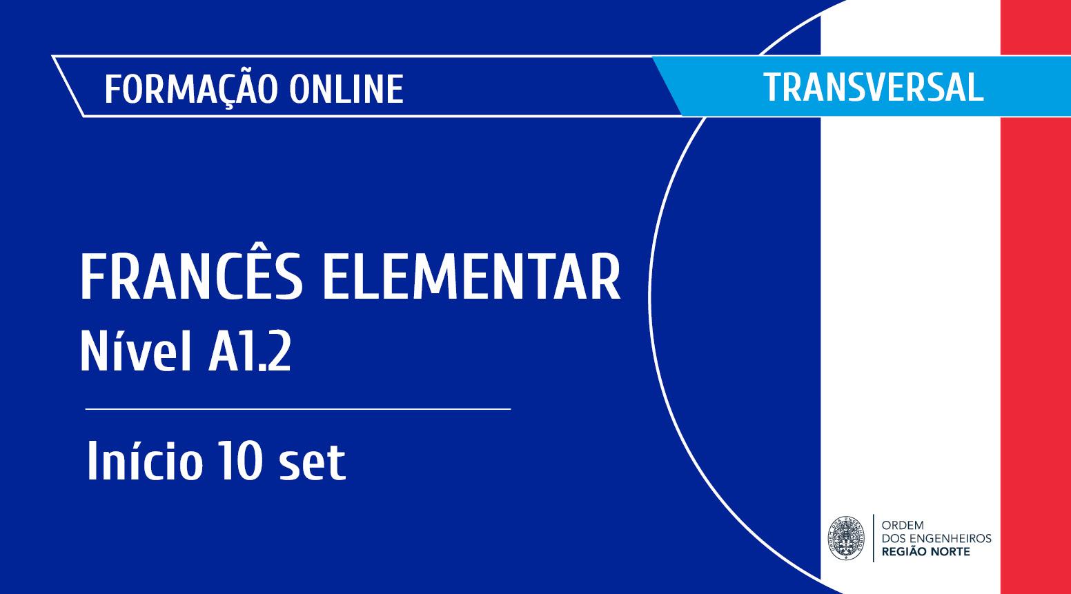 Plataforma Notícias Ordem Engenheiros Região Norte - [Formação] Francês Elementar – Nível A1.2
