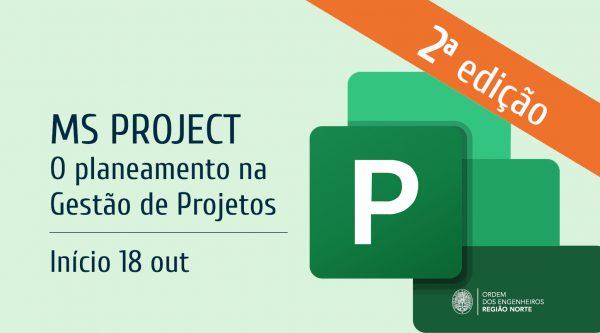 Plataforma Notícias Ordem Engenheiros Região Norte - [Formação] MS Project – O planeamento na Gestão de Projetos