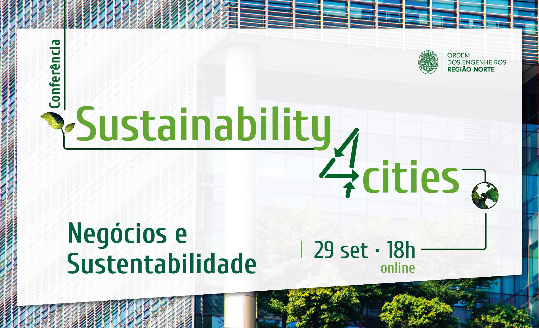 Plataforma Notícias Ordem Engenheiros Região Norte - [Sustainability4cities] Negócios e Sustentabilidade