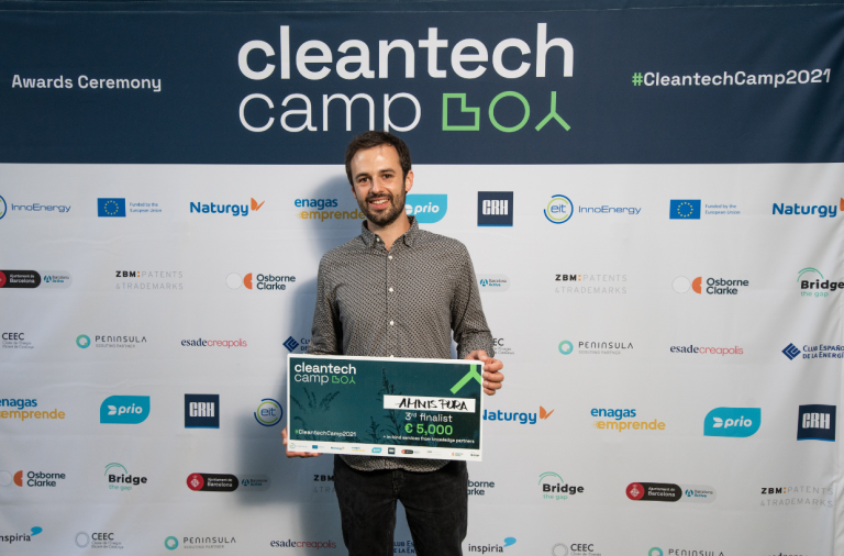 Plataforma Notícias Ordem Engenheiros Região Norte - Há Engenharia no pódio do Cleantech Camp